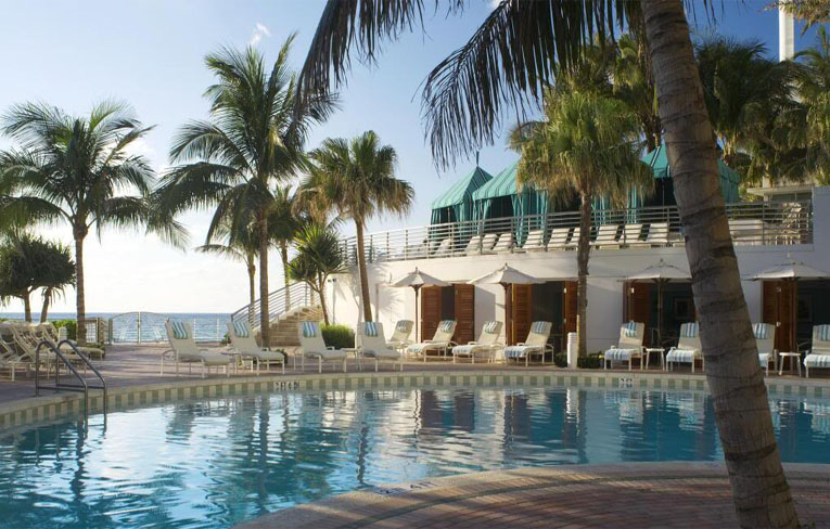 The Westin Diplomat Resort And Spa In Fort Lauderdale