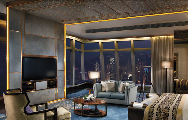 The Ritz Carlton Hong Kong In Hong Kong