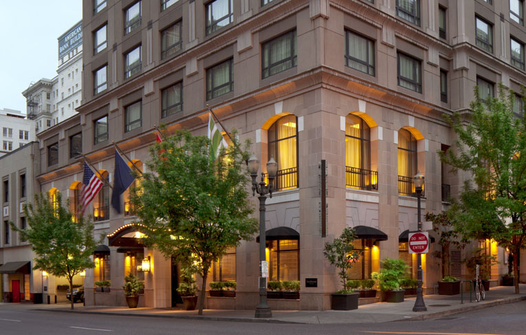 Luxury Hotels In Downtown Portland Oregon