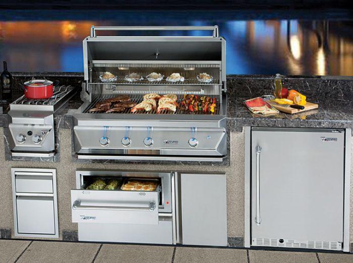 Best luxury barbeque brands for Luxury kitchen brands