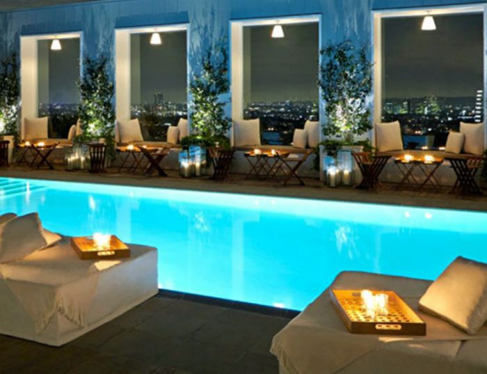 Best Hotel Pools, Luxury Hotel Pools by JustLuxe.com