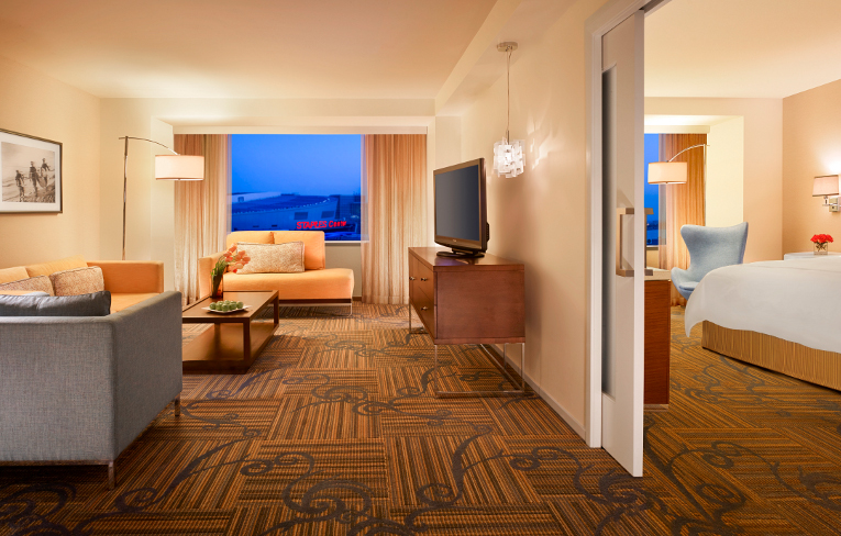 Jw Marriott Los Angeles L A Live In Los Angeles