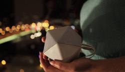 Instinctive Boom Boom Speaker Brings Geometry To Your Tunes
