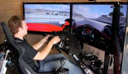 Ferrari Formula One Engineer-Designed Racing Simulator is
