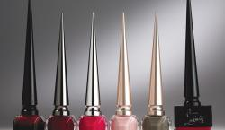 Christian Louboutin Breaks Into Beauty With His Iconic Rougue Louboutin Nail Varnish