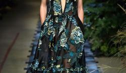 Erdem SS15: A Tropical Jungle of Summer Colors and Victorian Botany