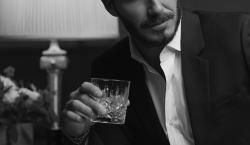 David Beckham Brings Haig Club Scotch Whisky to America & Suddenly We're Thirsty