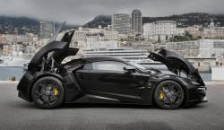 World's First Arab Supercar, the Lykan Hypersport, is in a Class All its Own