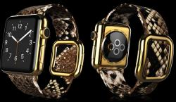 Goldgenie Is Offering Luxurious Custom Options for the New Apple Watch