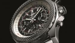 Breitling's Latest Bentley B06 S Packs a Small but Powerful Punch