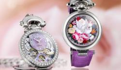 One-of-a-Kind Amadeo Fleurier Lady Bovet Designed Exclusively for Only Watch Charity