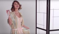 From Pearl Swinging to Bra Burning: A Century of Women's Lingerie in 3 Minutes
