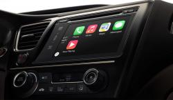 Apple's iOS-Based CarPlay Set to Grace Dashboards This Year