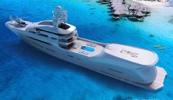 Meet Our Newest Yacht Obsession, the 90m Arctic Sun Explorer