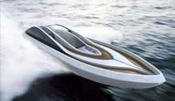 The Arya Concept Yacht Stresses the Importance of Aerodynamics