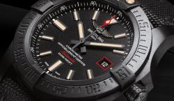 Breitling's Avenger Blackbird 44 Is More Badass Than a Loaded Aircraft Carrier