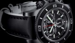 Latest Breitling Blacksteel is Appropriately Nicknamed the Dark Knight of the Oceans