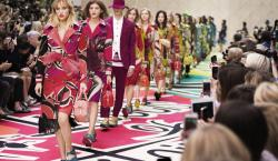 Burberry SS15: Christopher Bailey Teaches Us About the Birds and the Bees