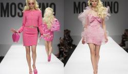 Moschino SS15: We're All Moschino Girls In Jeremy Scott's Barbie World