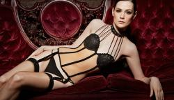 Channel Lady Gaga With New BDSM-Inspired Lingerie from Love Cage