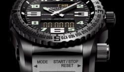 This Breitling Emergency Timepiece Can Literally Save Your Life