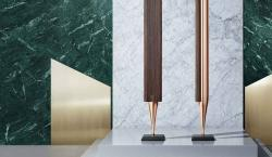 We've Fallen Hard For Bang & Olufsen's Rose Gold Love Affair Collection