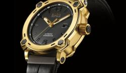 Bulova Introduces World�s First Watch Made With Pure 24-Karat Gold