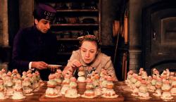 Recreate the Decadent Courtesan au Chocolate Dessert from <i>The Grand Budapest Hotel</i>