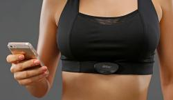 This Sports Bra Will Measure Your Biometrics & Update Your Facebook Mid-Workout