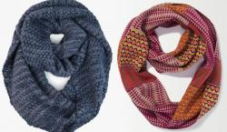 Echo Scarf Collection Adds Fun and Color to the Holidays