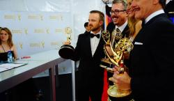 <i>Breaking Bad</i> & <i>Sherlock</i> Sweep the Emmys, Plus More Surprising Moments!