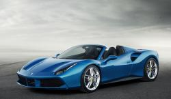 Ferrari Guarantees Their New Aerodynamic 488 Spider Will Blow Your Mind