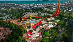 New �100 Million Ferrari Land Theme Park Racing To Barcelona in 2016