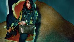 First Look at Hip-Hop Star Ciara as the New Face of Roberto Cavalli