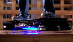Live Like Marty McFly With the Super Cool Hendo Hoverboard
