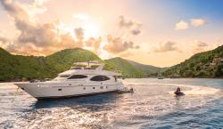 You May Find it Pretty Hard to Resist Chartering the All-Inclusive Irresistible Yacht