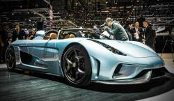 Goodbye, Bugatti Veyron. Hello, Koenigsegg Regera! Check out the Hottest Supercars From the Geneva Motor Show
