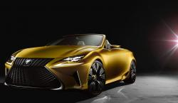 Check Out the Gold Concept Car Making Its Debut at the LA Auto Show