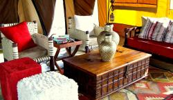 Asilia Africa's Luxury Safari Camp Relocates for the Great Migration in Tanzania
