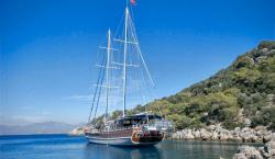 Tour One of 2014's Hottest Destinations by Gulet On an 8-Day Journey Through Turkey