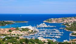 Park Your Superyacht in Olbia, Right Next to All the Others