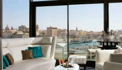 Sofitel Marseille Vieux: The Mediterranean's Nautically-Chic Hotel With a Proven�al Palette
