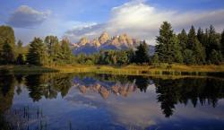 An All-Year Destination: A Visitor's Guide to the Luxury Side of Jackson Hole, Wyoming