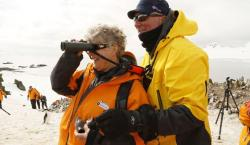 Seabourn Partners With Swarovski Optik For High-Precision, Long-Range Binoculars on Antarctic Cruises