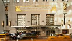 The Historic Waldorf Astoria Remains Ever-Glamorous After All These Years