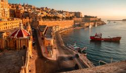 The Historical Side of Malta: A Guide to the European Island's Past, Present & Future