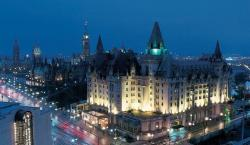 Which Ottawa Hotel Has Played Host to Queen Elizabeth, Winston Churchill, Nelson Mandela and Princess Diana?