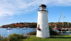 How to Have A Presidential Affair in Kennebunkport, Maine