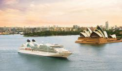 Travel With Visionaries Steve Forbes, Dan Rather & Steve Wozniak on the Seabourn Odyssey