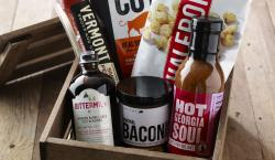 Plan a Backyard BBQ For Dad With the Mantry Bourbon Crate